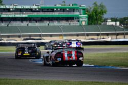 #78 TA4 Ford Mustang, Andrew Entwistle, Phoenix Performance, #45 TA3 Dodge Viper, Cindi Lux, Lux Performance