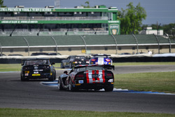 #78 TA4 Ford Mustang, Andrew Entwistle, Phoenix Performance, #45 TA3 Dodge Viper, Cindi Lux, Lux Performance