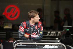Romain Grosjean, Haas F1 Team,