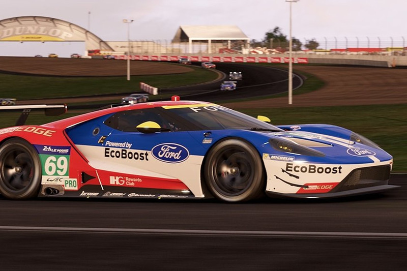 Project CARS 2 - Ford GT GTE LM 2016