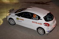 Andrea Carella, Enrico Bracchi, Peugeot 208 R2, ASD ROAD RUNNER