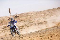 Xavier de Soultrait, Yamaha