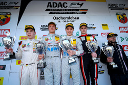 Podium: 1. Lirim Zendeli, Mücke Motorsport; 2. Oliver Söderström, Mücke Motorsport; 3. Jonathan Aber