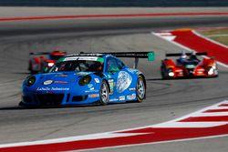 #991 TRG Porsche 911 GT3 R: Parker Chase, Harry Gottsacker