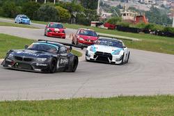 #3 Ülkü Motorsport, Ümit Ülkü, Nissan Skyline GTR, #2 Borusan Otomotiv Motorsport, Bilal Saygili, BMW Z4 GT3