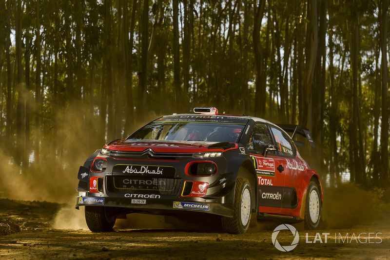 Kris Meeke, Citroën World Rally Team, Esapekka Lappi, Toyota Racing