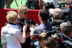 Race retiree Valtteri Bottas, Mercedes AMG F1