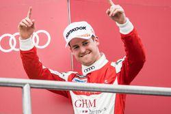 Audi TT Cup 2017, Hockenheim,Doppelsieger Philip Ellis