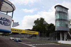 Damalı bayrak: Stefano Comini, Comtoyou Racing, Audi RS3 LMS