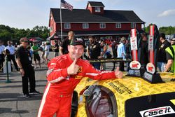Race winner, Andrea Montermini, TR3 Racing