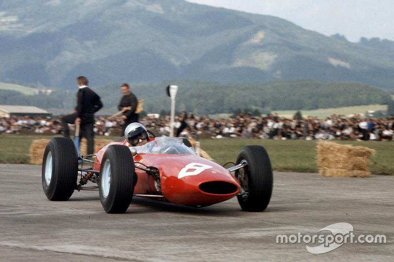 #34 Lorenzo Bandini, Ferrari