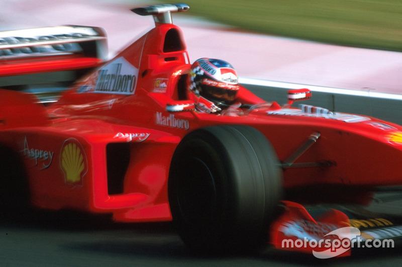 Suzuka 1998: Ferrari