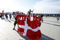 Fans von Kevin Magnussen, Haas F1 Team