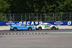 Tiago Monteiro, Castrol Honda World Touring Car Team e Nestor Girolami, Polestar Cyan Racing, in lot