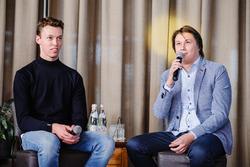 Даниил Квят и Олег Карпов