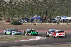 Mariano Werner, Werner Competicion Ford, Guillermo Ortelli, JP Racing Chevrolet, Mauro Giallombardo, Alifraco Sport Ford, Gaston Mazzacane, Coiro Dole Racing Chevrolet