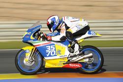 Lorenzo Petrarca, 3570 Team Italia, Mahindra