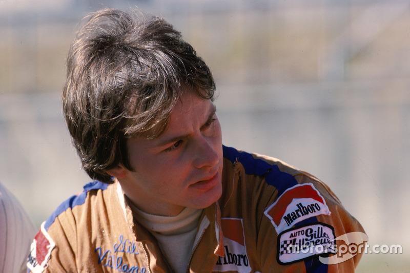 38 años sin Gilles Villeneuve