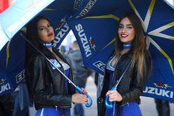 Chicas de Team Suzuki Ecstar MotoGP