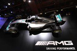 Mercedes AMG F1 of Nico Rosberg