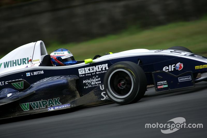 Valtteri Bottas, Formula Renault NEC