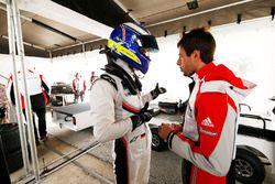 Дирк Вернер, Фредерик Маковецки, Porsche Team North America Porsche