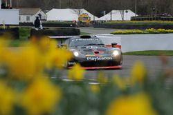 Демонстрационные заезды автомобилей GT1: Марк Самптер