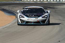 #68 Motorsports In Action McLaren GT4: Ken Wilden, Rodney Randall