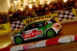 Alessandro Perico, Mauro Turati, Skoda Fabia R5 P.A. Racing