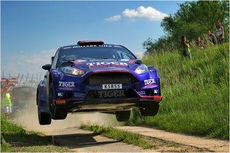 Tomasz Kasperczyk, Damian Syty, Ford Fiesta R5,