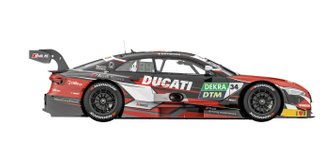 Andrea Dovizioso, Audi RS 5