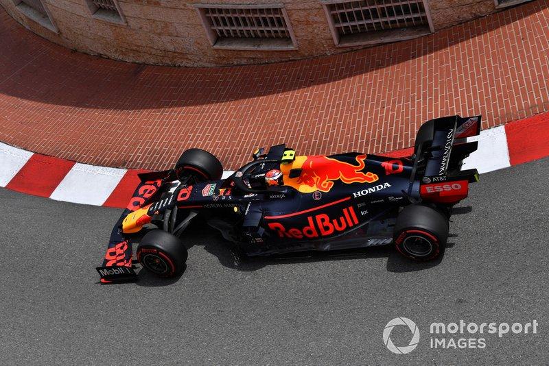 Monaco - 161,731 km/h de moyenne