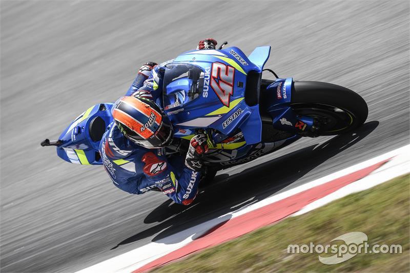 Alex Rins, Suzuki Team MotoGP