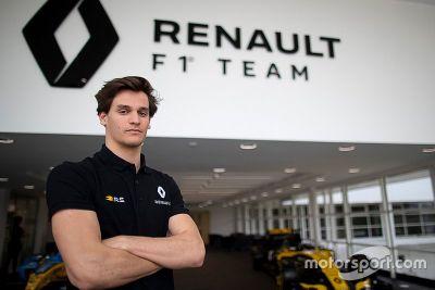 Annuncio Leonardo Lorandi Renault Sport