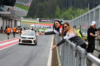 KIA PLATINUM CUP, KPC, Red Bull Ring, Race 2