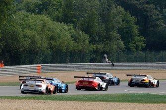 Jamie Green, Audi Sport Team Rosberg, Audi RS 5 DTM, René Rast, Audi Sport Team Rosberg, Audi RS 5 DTM, Shelton van der Linde, BMW Team RBM, BMW M4 DTM