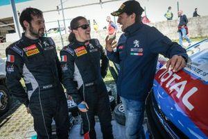 Michele Griso e Paolo Andreucci, Peugeot Sport Italia