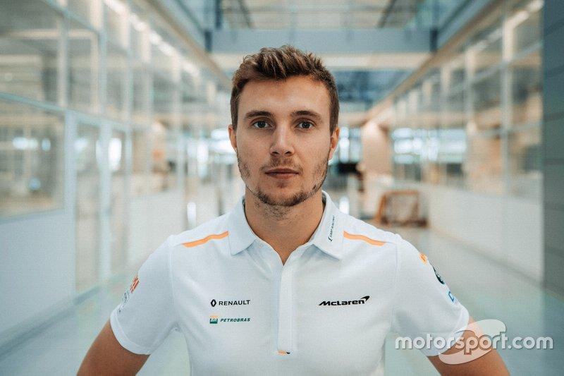 Sergey Sirotkin, McLaren