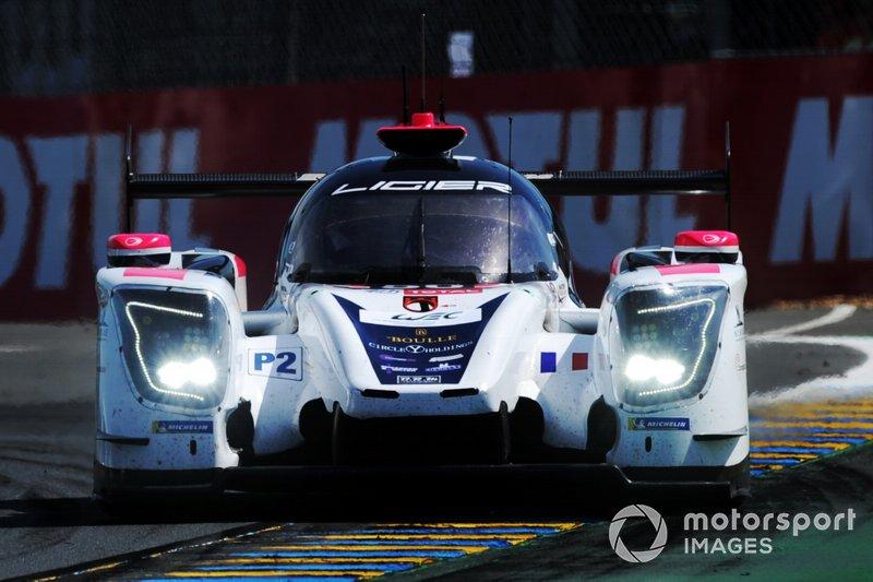 LMP2: #50 Larbre Competition, Ligier-Gibson JS P217