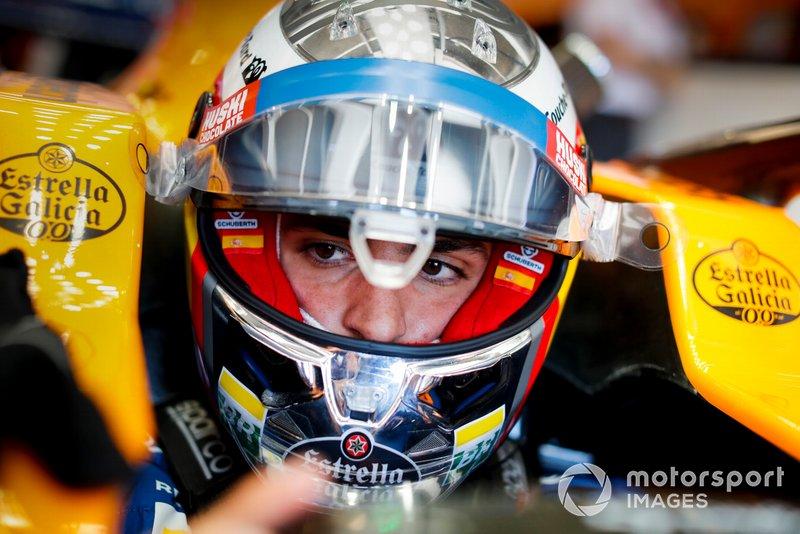 Carlos Sainz Jr, McLaren