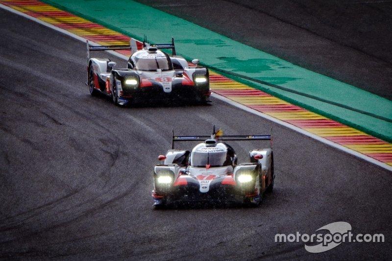 WEC. Чемпион мира в командном зачете (категория LMP1) – Gazoo Racing Toyota