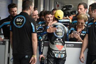 Celestino Vietti, Sky Racing Team VR46, Dennis Foggia, Sky Racing Team VR46