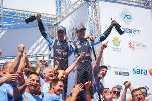 Победители Дани Сордо и Карлос дель Баррио, Hyundai Shell Mobis WRT