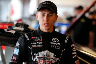 Brandon Jones, Joe Gibbs Racing, Toyota Supra 1st Foundation