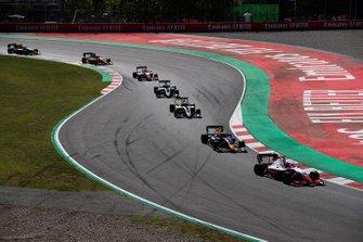 Marcus Armstrong, PREMA Racing en Juri Vips, Hitech Grand Prix