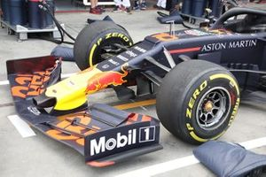 Red Bull Racing RB15, alerón delantero