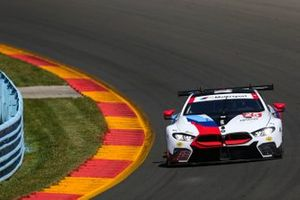 #25 BMW Team RLL BMW M8 GTE, GTLM: Tom Blomqvist, Connor De Phillippi