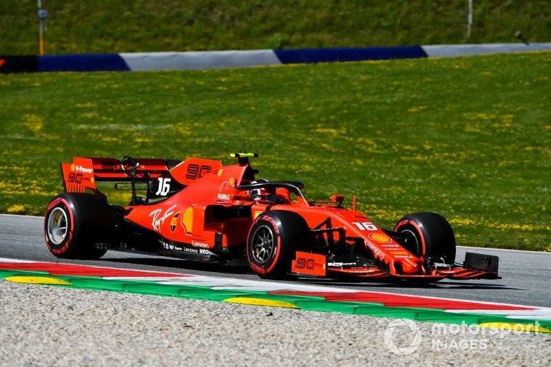 1. Шарль Леклер (Ferrari) – 1:03,003