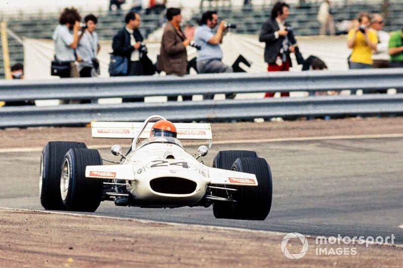 Рольф Штоммелен, Brabham BT33 Ford