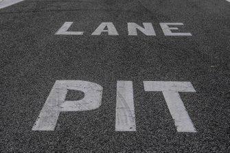 Pit Lane Entry